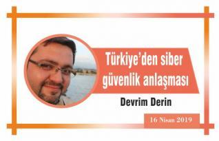 Türkiye'den siber güvenlik anlaşması
