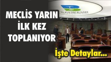 BEKLENEN MECLİS TOPLANTISININ TARİHİ BELLİ OLDU