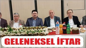 MARANGOZLAR ODASI'NDAN GELENEKSEL İFTAR