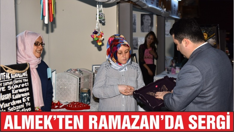 ALMEK'ten Ramazan Ayında Sergi