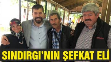 SINDIRGI'NIN ŞEFKAT ELİ