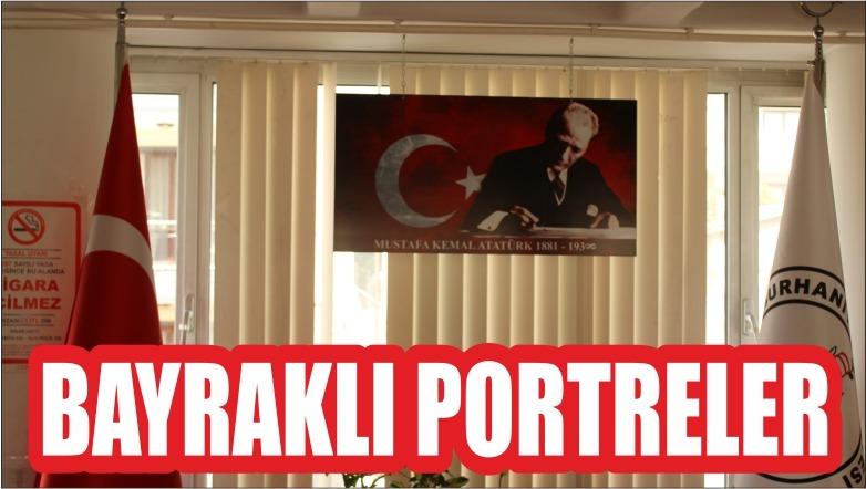 BAYRAKLI PORTRELER