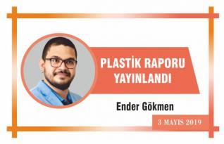 Plastik raporu yayınlandı
