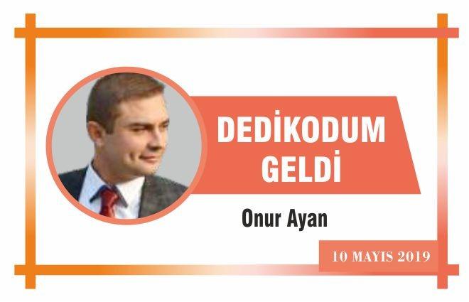 DEDİKODUM GELDİ