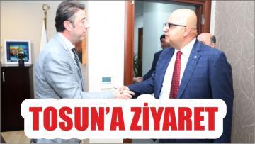 TOSUN'A ZİYARET