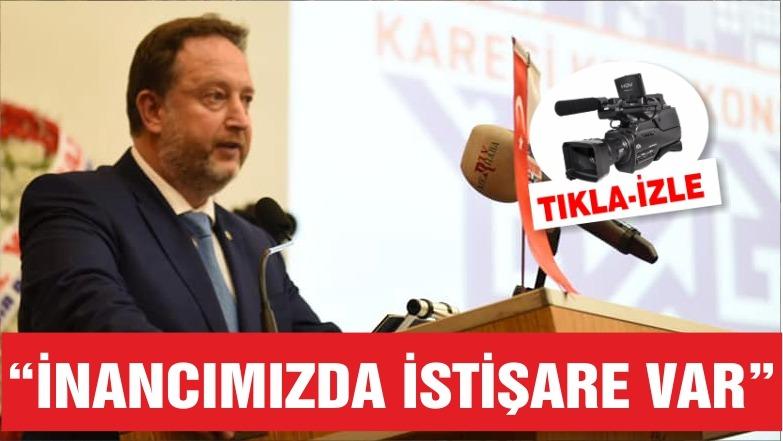 """İNANCIMIZDA İSTİŞARE VAR"""