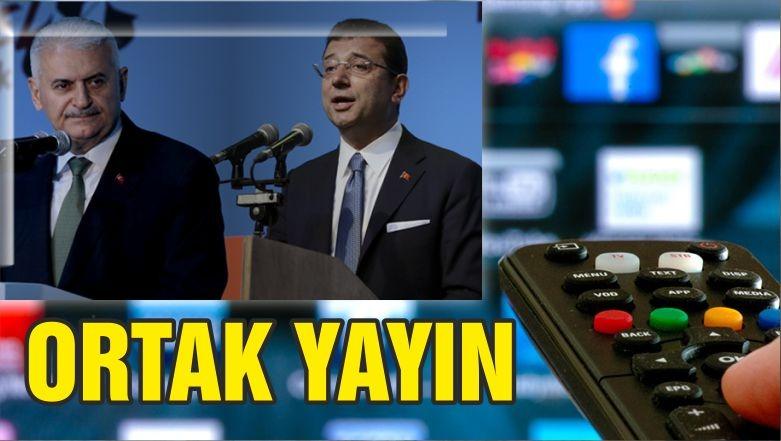 AK Parti'den Yıldırım-İmamoğlu ortak yayınına ilişkin açıklama