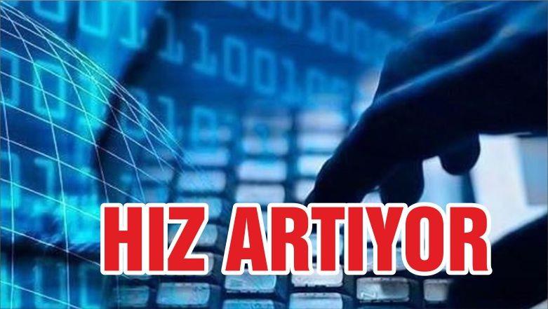Türkiye'nin fiber optik ağı, kara yolu ağını 5'e katladı