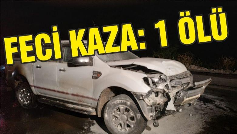 BALIKESİR'DE FECİ KAZA