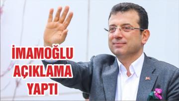 """İMAMOĞLU """"HESAPLARI SANDIKTA KESİLDİ"""""""