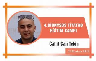4.DİONYSOS TİYATRO EĞİTİM KAMPI