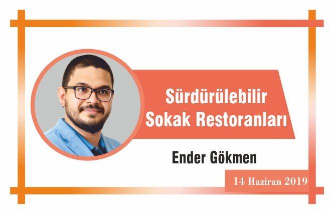 Sürdürülebilir sokak restoranları
