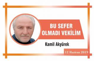 BU SEFER OLMADI VEKİLİM!!!