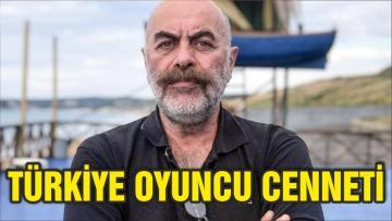 'Yeni jenerasyonda Türkiye aynı Amerika gibi oyuncu cenneti'