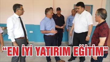 """YAZICI """"EN İYİ YATIRIM EĞİTİM"""""""