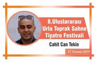 8.Uluslararası Urla Toprak Sahne Tiyatro Festivali