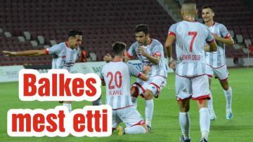 Balıkesirspor: 2 – Büyükşehir Belediye Erzurumspor: 1