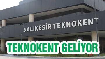 TEKNOKENT GELİYOR