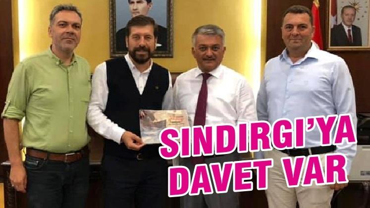SINDIRGI'YA DAVET VAR