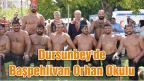 Dursunbey'de Başpehlivan Orhan Okulu