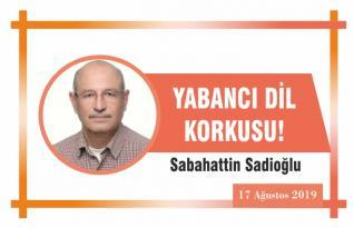 YABANCI DİL KORKUSU!