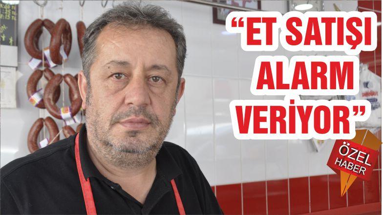 """""""ET SATIŞI ALARM VERİYOR"""""""