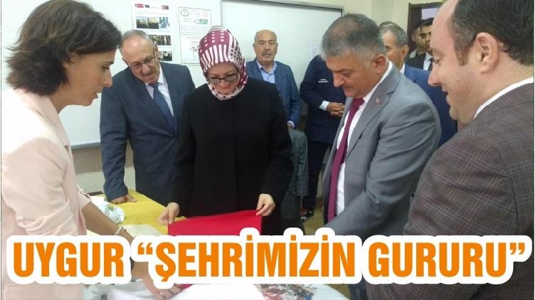 """UYGUR """"ŞEHRİMİZİN GURURU"""""""