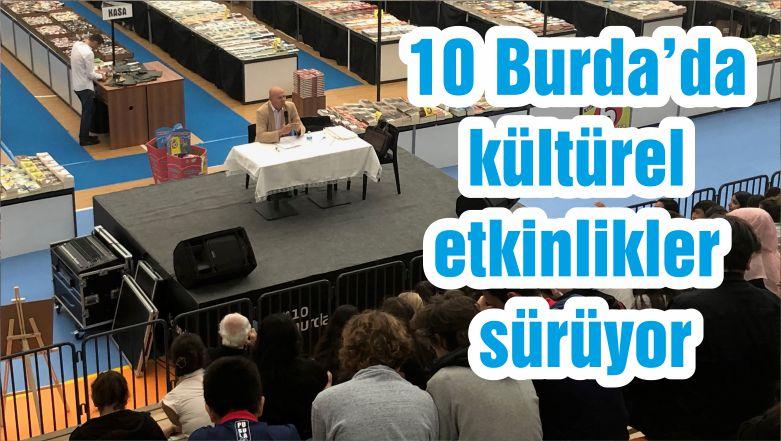 10 Burda AVM, Orhan Kemal Müzesi Sergisi'ne Ev Sahipliği Yaptı