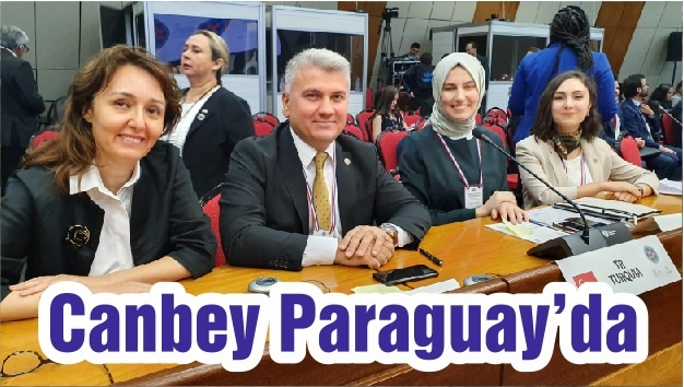 Canbey Paraguay'da