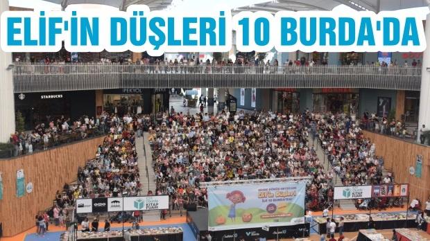 ELİF'İN DÜŞLERİ 10 BURDA'DA