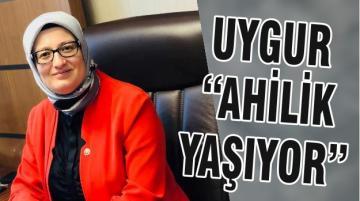 """UYGUR """"AHİLİK YAŞIYOR"""""""