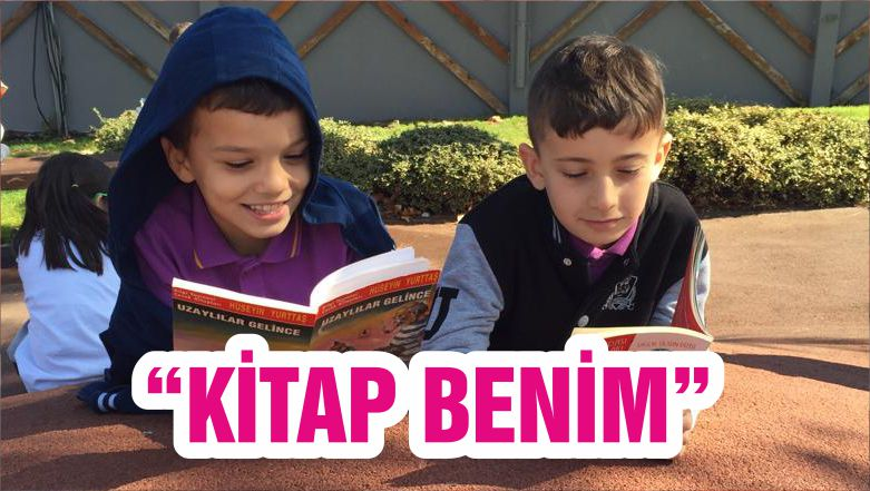 """""""KİTAP BENİM"""""""