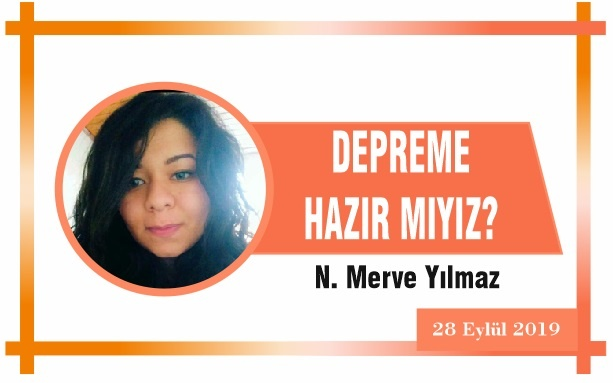 DEPREME HAZIR MIYIZ?