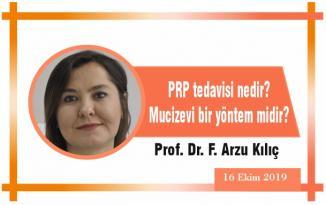 PRP tedavisi nedir? Mucizevi bir yöntem midir?