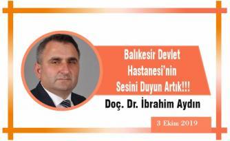 Balıkesir Devlet Hastanesi'nin Sesini Duyun Artık!!!