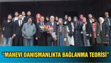 """""""MANEVİ DANIŞMANLIKTA BAĞLANMA TEORİSİ"""""""