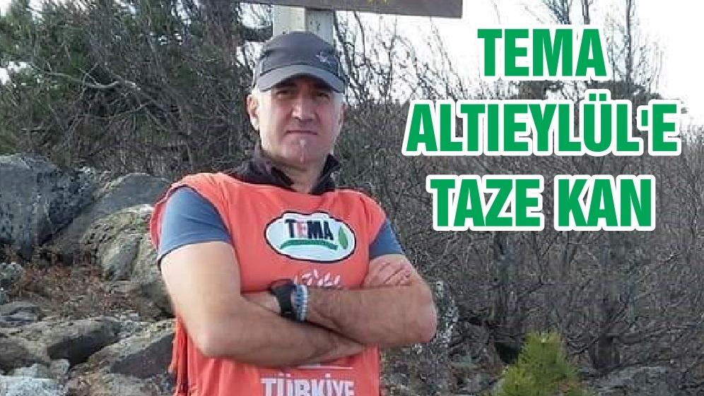 TEMA ALTIEYLÜL'E TAZE KAN