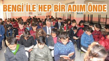 BENGİ İLE HEP BİR ADIM ÖNDE