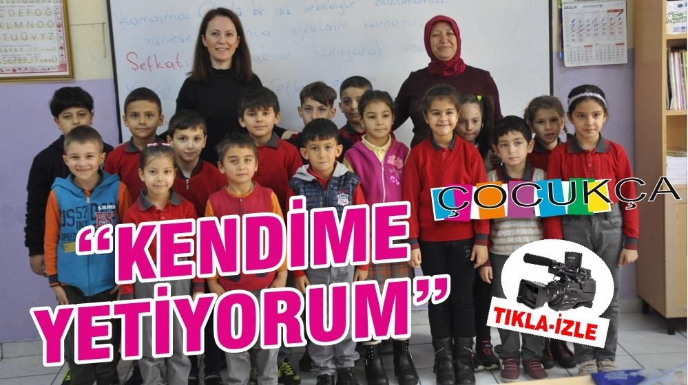 """""""KENDİME YETİYORUM"""""""