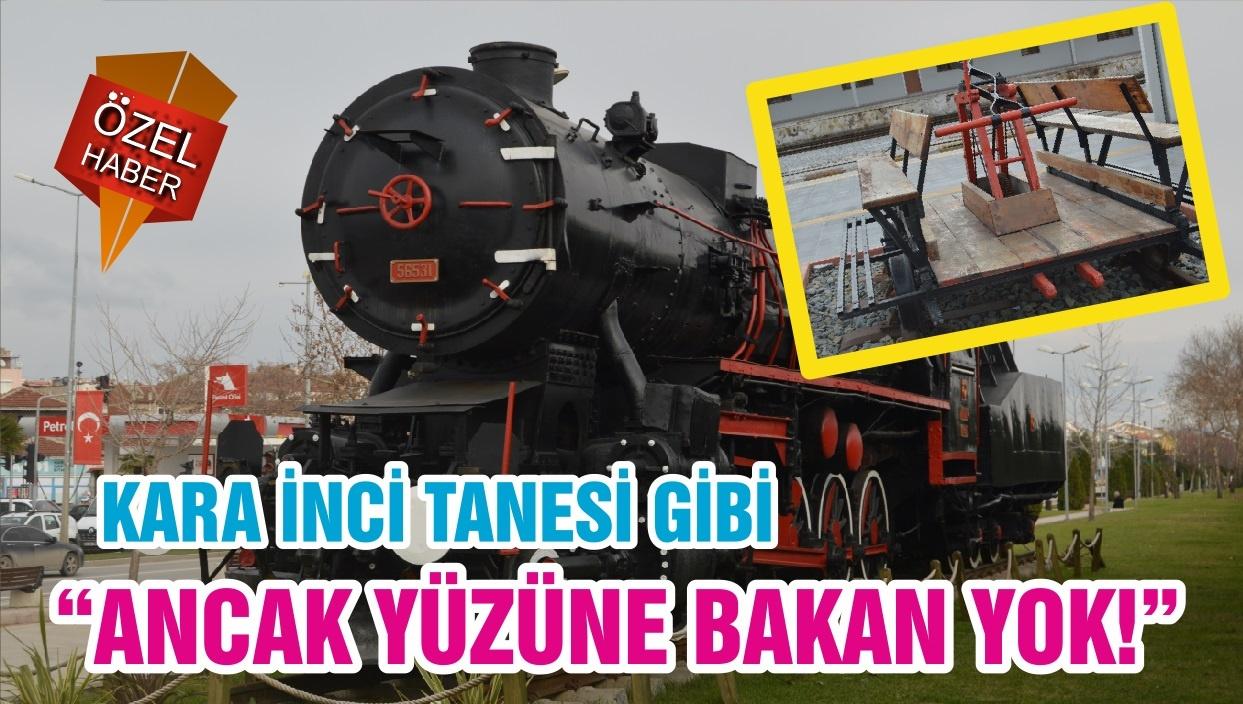 """KARA İNCİ TANESİ GİBİ """"ANCAK YÜZÜNE BAKAN YOK!"""""""
