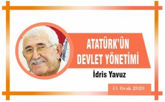 ATATÜRK'ÜN DEVLET YÖNETİMİ