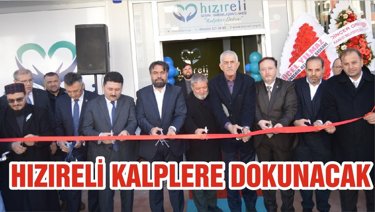 HIZIRELİ KALPLERE DOKUNACAK