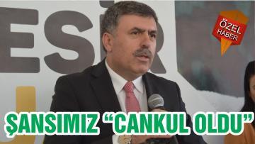 """ŞANSIMIZ """"CANKUL OLDU"""""""