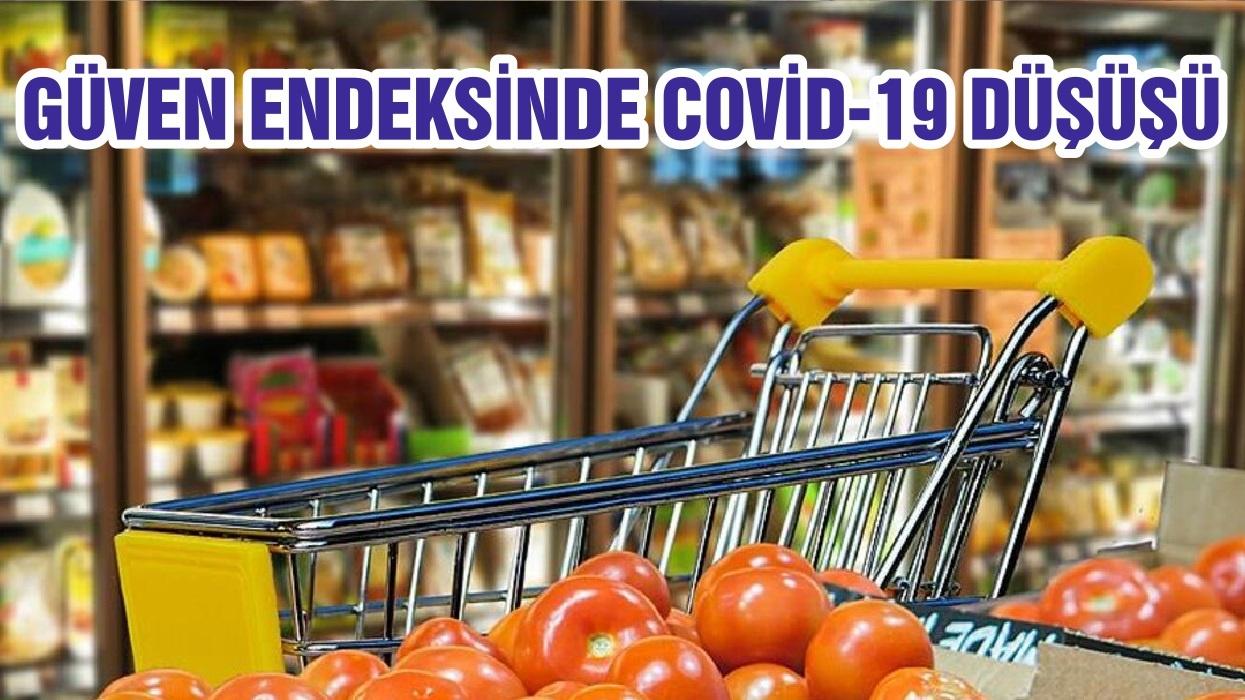 GÜVEN ENDEKSİNDE COVİD-19 DÜŞÜŞÜ