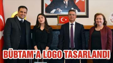 BÜBTAM'A LOGO TASARLANDI