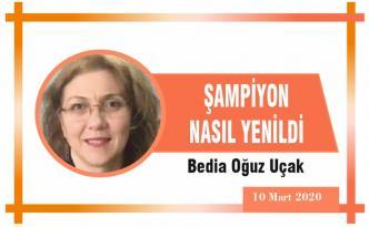 ŞAMPİYON NASIL YENİLDİ