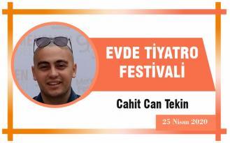 EVDE TİYATRO FESTİVALİ