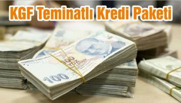 KGF Teminatlı Kredi Paketi