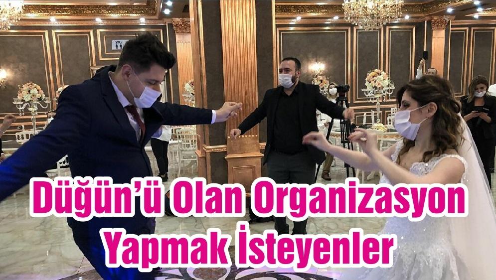 Düğün'ü Olan Organizasyon Yapmak İsteyenler