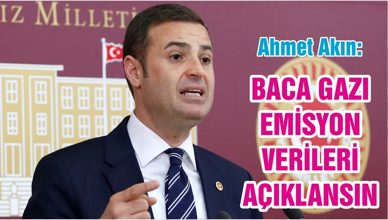 BACA GAZI EMİSYON VERİLERİ AÇIKLANSIN